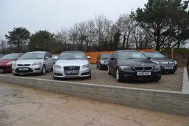 car lot 5
